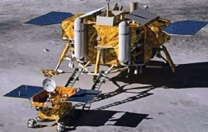 China en la Luna