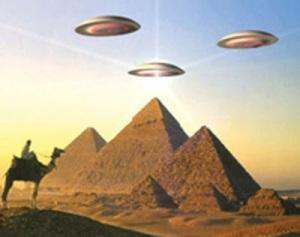 misterios extraterrestre piramide